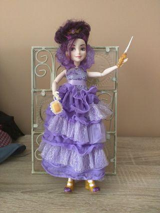 muñeca descendientes