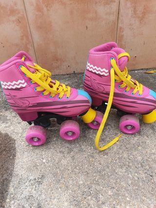 patines niña soy luna