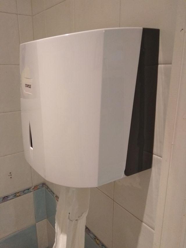 JVD Yaliss Dispensador de bobina de papel secamano