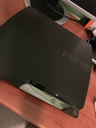 PS3 con 3 Juegos