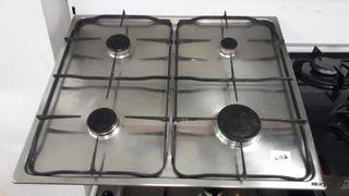 Encimera teka 4 fuegos para horno teka
