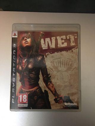 Wet para PS3