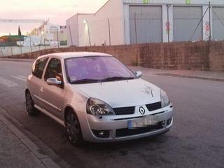 Renault Clio sport 182 cv