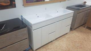 Mueble de baño 140x45 Mod N22R