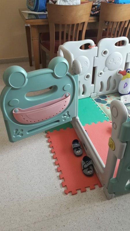 Parque Baby Vivo ideal gemelos/mellizos