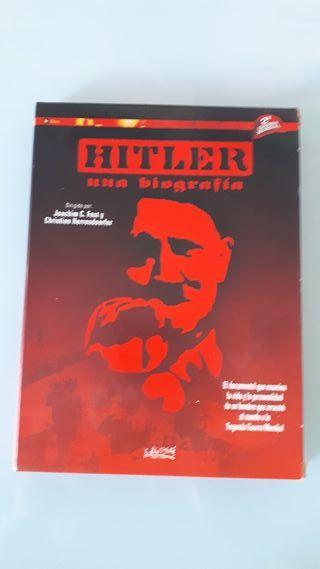 Hitler biografía dvd.