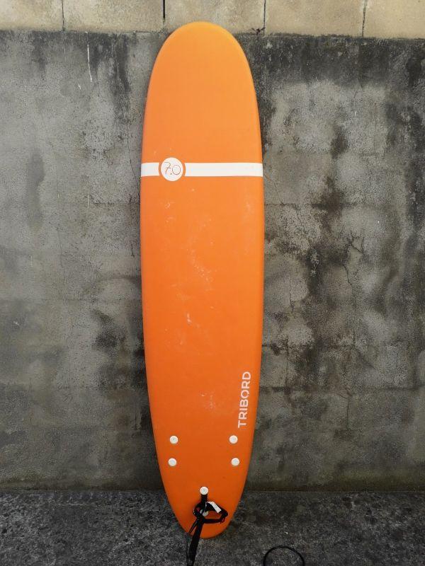 Tabla surf espuma niño