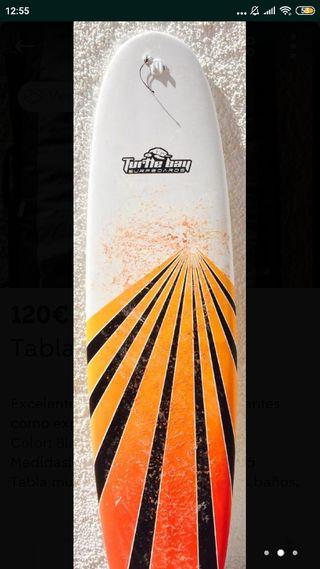 TABLA SURF TURTLE BAY