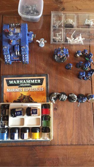 Ejército Warhammer 40.000