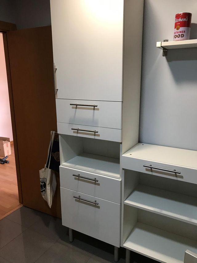 Mueble cocina Ikea de segunda mano por 100 € en Mollet del ...