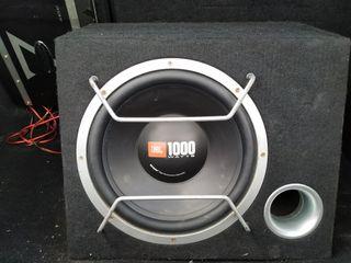 Subwoofer JBL 100W para car audio