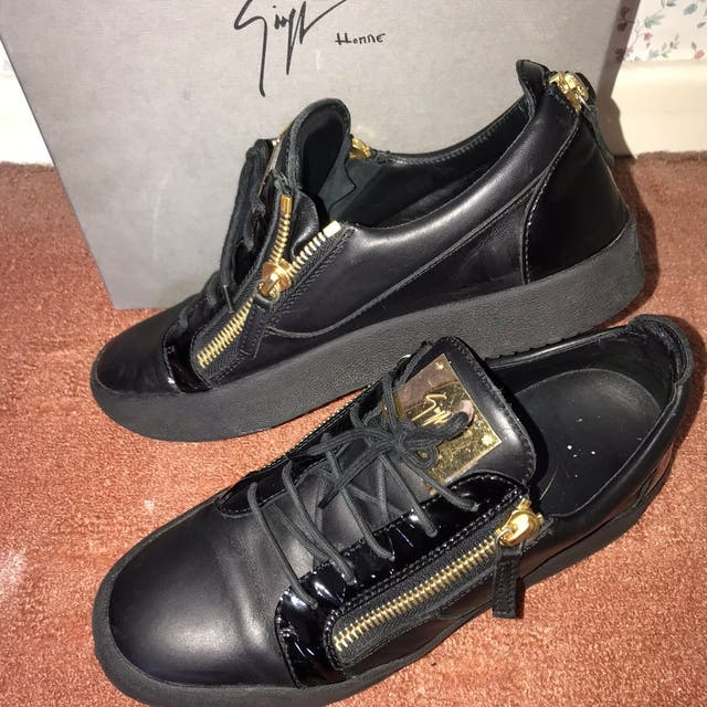 Giuseppe Zanotti trainers size 9!