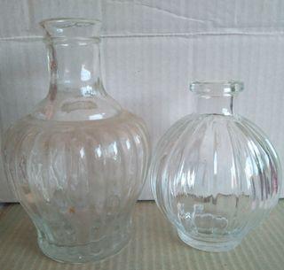 4 botellas antiguas