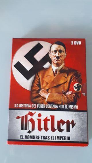 Biografía Hitler.