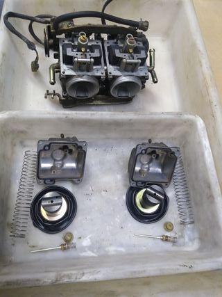 Reparación Yamaha tmax 500