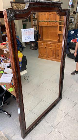 Espejo antigua grande