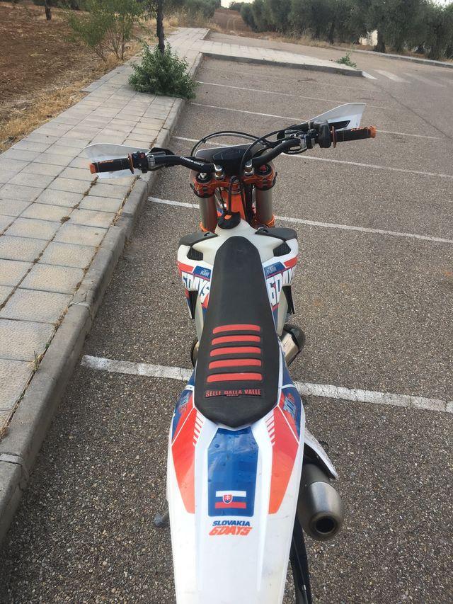 KTM EXC 300 SIX DAYS 2016