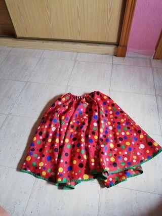 7c2193821 Falda flamenca de segunda mano en la provincia de Guadalajara en ...