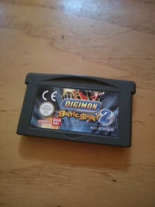 Digimon Battle Spirit 2 Game Boy Advance