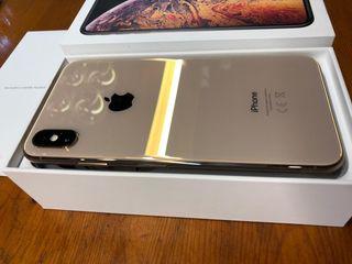 IPhone XS Max 64gb dorado