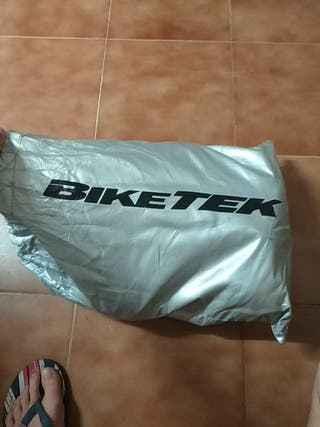 calentadores biketek supermotard