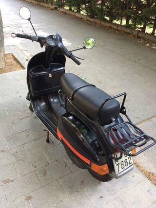 Moto Vespa 200 año 1986