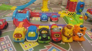 Coches juguetes