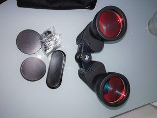 prismáticos nuevos