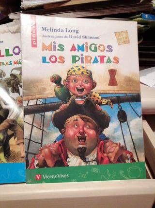 Libros Piñata Vicens Vives