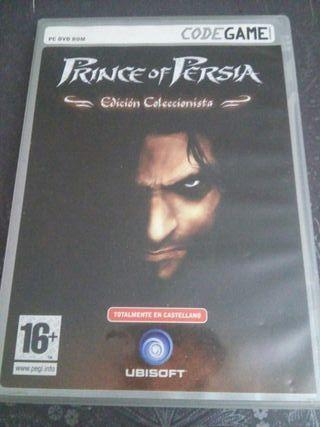 Videojuego Prince of Persia PC