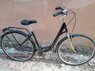 bicicleta tipo holandesa de paseo