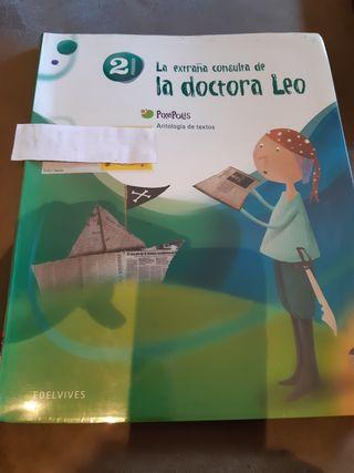 Libros lectura 2 primaria