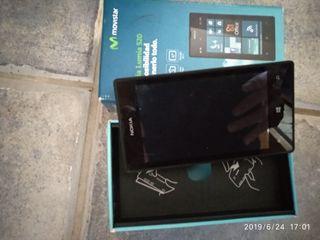 móvil Nokia lumia 520