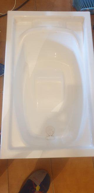 bañera niño