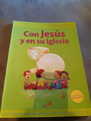 Libro catequesis