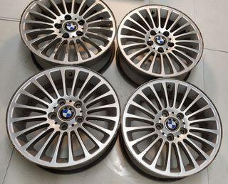 Llantas BMW 17 pulgadas originales styling 73