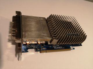 Tarjeta Gráfica GIGABYTE GeForce 8600 GTS (pasiva)