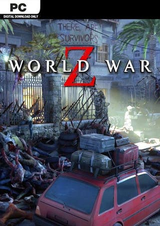 World war z y The division 2