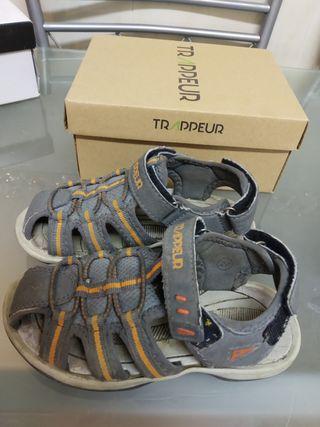 Zapatillas niño de verano