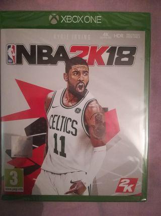 NBA2K18 para Xbox One