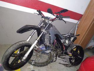 DOCUMENTADA motorhispania ryz entera o piezas