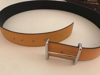 revisa 87b77 89988 Cinturón Hermes de segunda mano en WALLAPOP