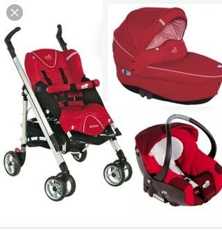 Trio loola bebé confort