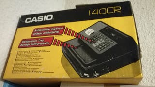 registradora casio 140 cr