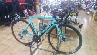 Bicicleta Bianchi aria disc en talla 55 - 48243