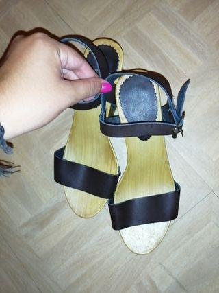zapato tacones