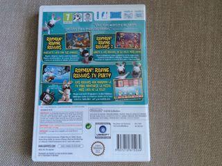 Videojuego Wii Rabbids Party NUEVO