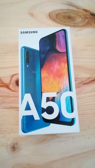 móvil Samsung galaxy A50 nuevo