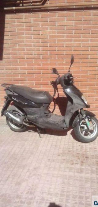 Scooter Sym Orbit 125