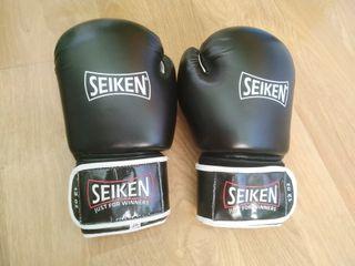 Guantes boxeo Seiken 12 oz